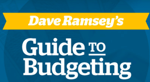 Download: Dave Ramsey's Guide to Budgeting