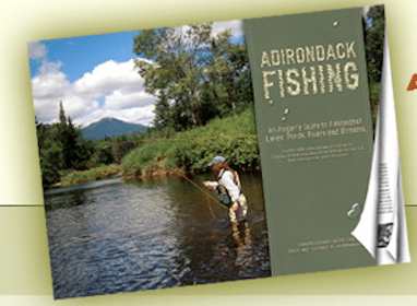 Adirondack Fishing Guide & Map