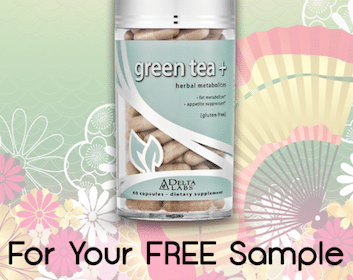 Delta Green Tea + Weight Loss Supplement Sample