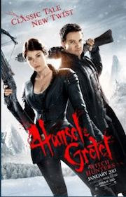 Movie Screening Tickets: Hansel and Gretel: Witch Hunters