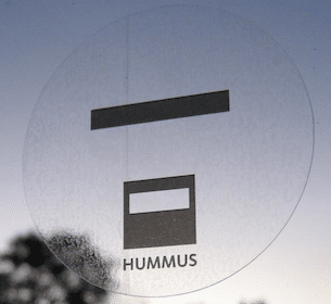 Hummus Decal