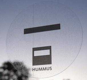 Hummus Decal