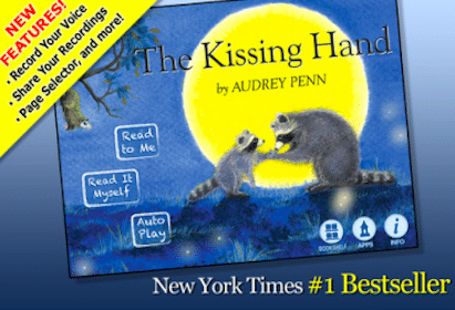 App for Kids: The Kissing Hand