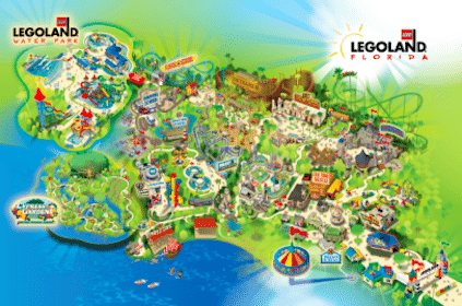 One Year Admission to LEGOLand Florida for Florida Teachers