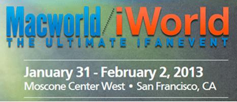 Macworld Expo 2013 Tickets