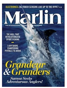 Subscription to Marlin Magazine