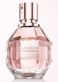 Viktor and Rolf Flowerbomb fragrance sample at Nordstrom Saturday
