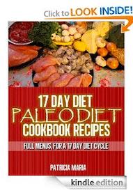 eBook: 17 Day Diet – Paleo Diet Cookbook Recipes