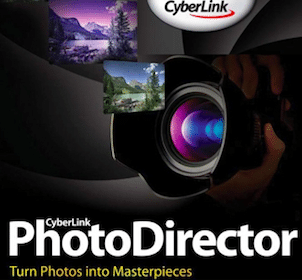 Copy of Highly-Rated Cyberlink PhotoDirector 3 Software – $149.95 Value (PC Users Only)