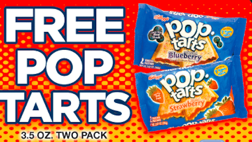 Pop Tarts at Xtra Mart