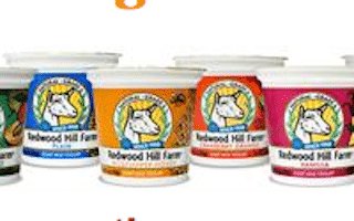 Cup of Redwood Hill Yogurt (Coupon)