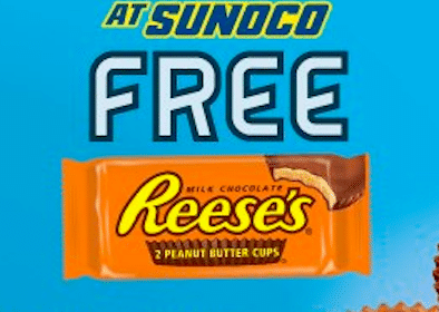Reese's Cups at Sunoco