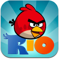 Angry Birds Rio App (for Apple Devices)