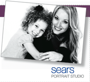 16 x 20? Portrait at Sears Portrait Studio