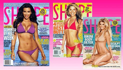 Subscription to Shape Magazine