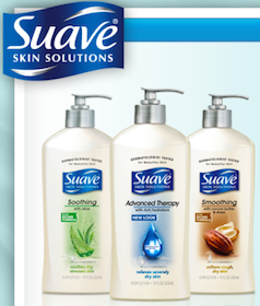 Enter to Win a Suave Product (13,000 Winners!)