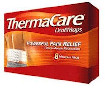 Thermacare Back Patch at Rite Aid