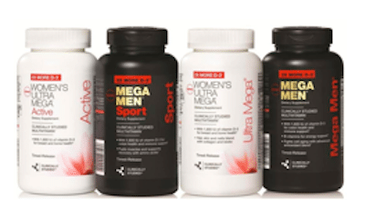 28 Count Bottle of GNC Multivitamins for First Responders (Through 2/28)