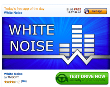FREE White Noise Android App from Amazon (Today Only!)