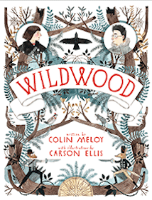 iTunes eBook: Wildwood ($8.99 Value)