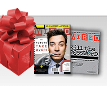 Subscription to Wired