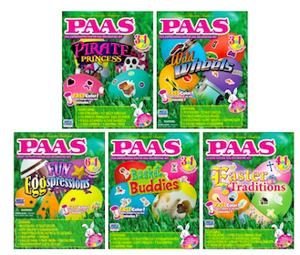 *Rare* PAAS Easter Egg Decorating Kits Coupons