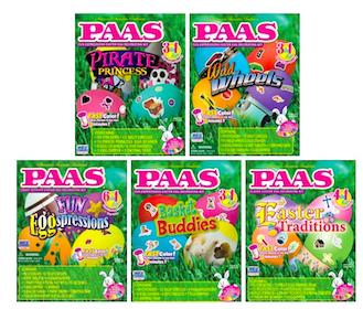 *Rare* PAAS Easter Egg Decorating Kits Coupons