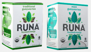 FREE RUNA Tea Sample