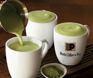 Small Matcha Green Tea Latte at Peet's (Coupon – 1st 3,000!)
