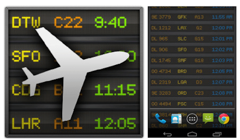 FREE FlightBoard App for Android Devices ($3.99 Value!)