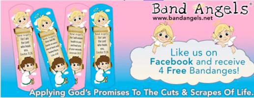Band Angels Bandage samples
