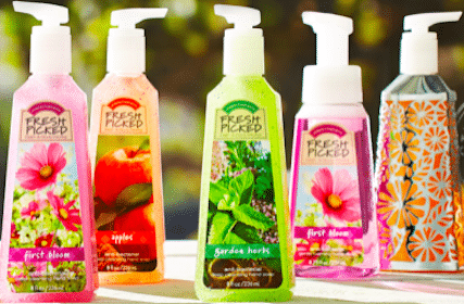 Product with ANY $10 In Store Purchase at Bath & Body Works (Coupon)