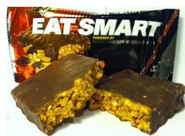 Eat-Smart Bar (Smoothie King or GNC)