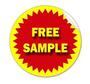 Physician's Pain Relief Cream Sample