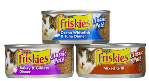 Friskies Cat Food at Petco (Coupon)