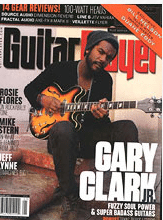 Subscription to Guitar Player Magazine