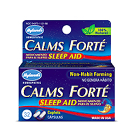 Hyland's Calms Forte Sleep Aid on 2/20