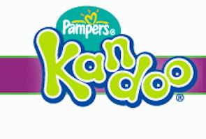 Pampers Kandoo Travel Kit