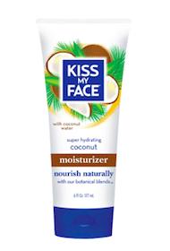 Kiss My Face Luscious Natural Moisturizer