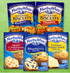 Martha White Muffin or Biscuit Mix (Lowes Foods or Just Save Shoppers)