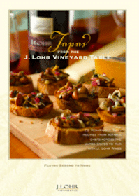 Tapas from the J. Lohr Vineyard Table Recipe Book