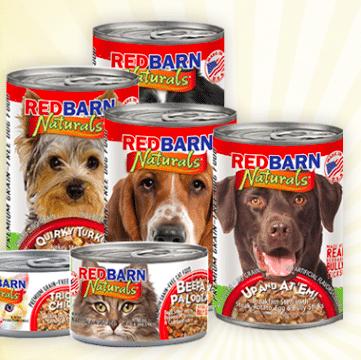 Redbarn Pet Product Sample