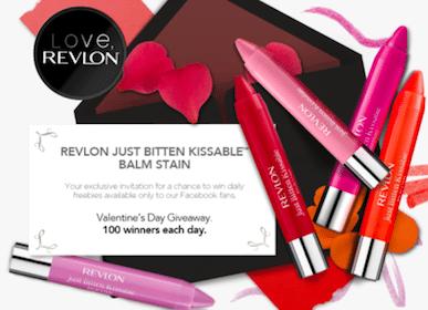 Win Revlon Just Bitten Kissable Balm Stain (400 Winners!)