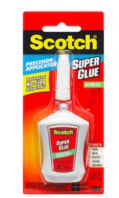 FREE Scotch Super Glue Gel (1st 5,000!)