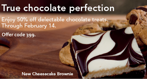 Starbucks Coupon: Save 50% Off Desserts