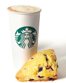 Starbucks Coupon: Save 25% Off Espresso or Tea (Select Starbucks Rewards Members)