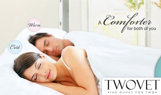 Win A FREE Twovet™ Hospitality Synthetic Pillow