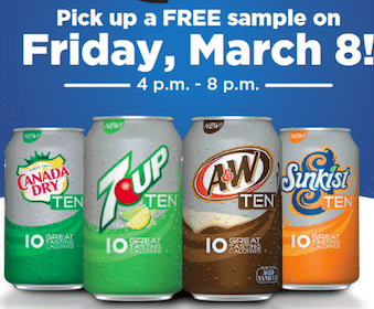 Can of 7UP at Ralph's (Today Only!)