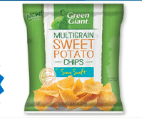 Green Giant Multigrain Sweet Potato Chips sample (Live Better America Members Only!)
