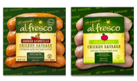 High Value $2/1 Al Fresco Product Coupon